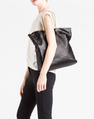 LANVIN Sugar Carry Me bag Tote D d