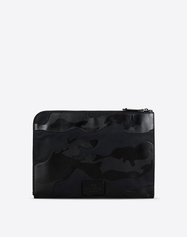 Camouflage Document Case