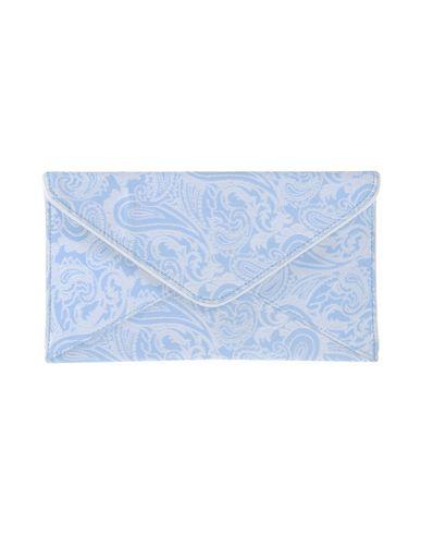MICHAEL KORS レディース ハンドバッグ スカイブルー 紡績繊維