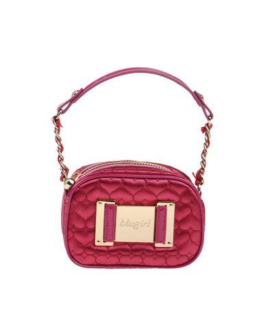 BLUGIRL BLUMARINE レディース ハンドバッグ フューシャ 紡績繊維