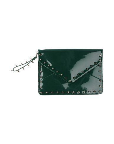 MIA BAG レディース ハンドバッグ ダークグリーン ポリウレタン 100%