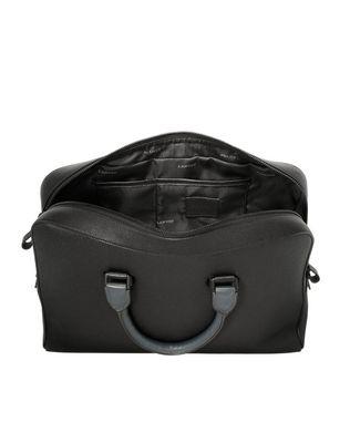 LANVIN Briefcase case in grained calfskin Document holder U d