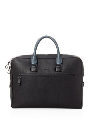 LANVIN Briefcase case in grained calfskin Document holder U f