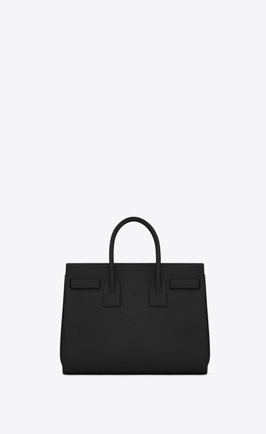 SAINT LAURENT Sac De Jour Small D classic small sac de jour bag in black leather b_V4