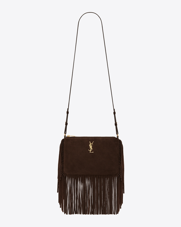 91b6b7b61d Ysl Fringe Tote Bag. yves saint laurent ...