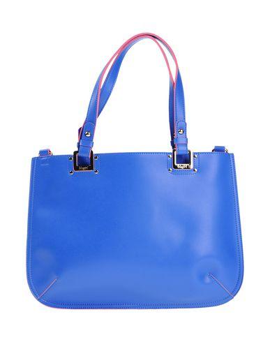 BLUGIRL BLUMARINE レディース ハンドバッグ ブライトブルー 紡績繊維