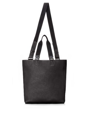 LANVIN Shopper bag in natural grain calfskin Tote U d
