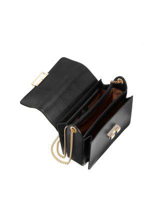 LANVIN SMALL BLACK JIJI BAG BY LANVIN Shoulder bag D d