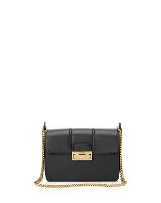 LANVIN SMALL BLACK JIJI BAG BY LANVIN Shoulder bag D f