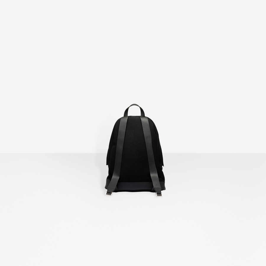 BALENCIAGA Navy Backpack Navy Bag U d