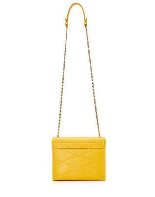 LANVIN Mini Sugar bag in lambskin Shoulder bag D r