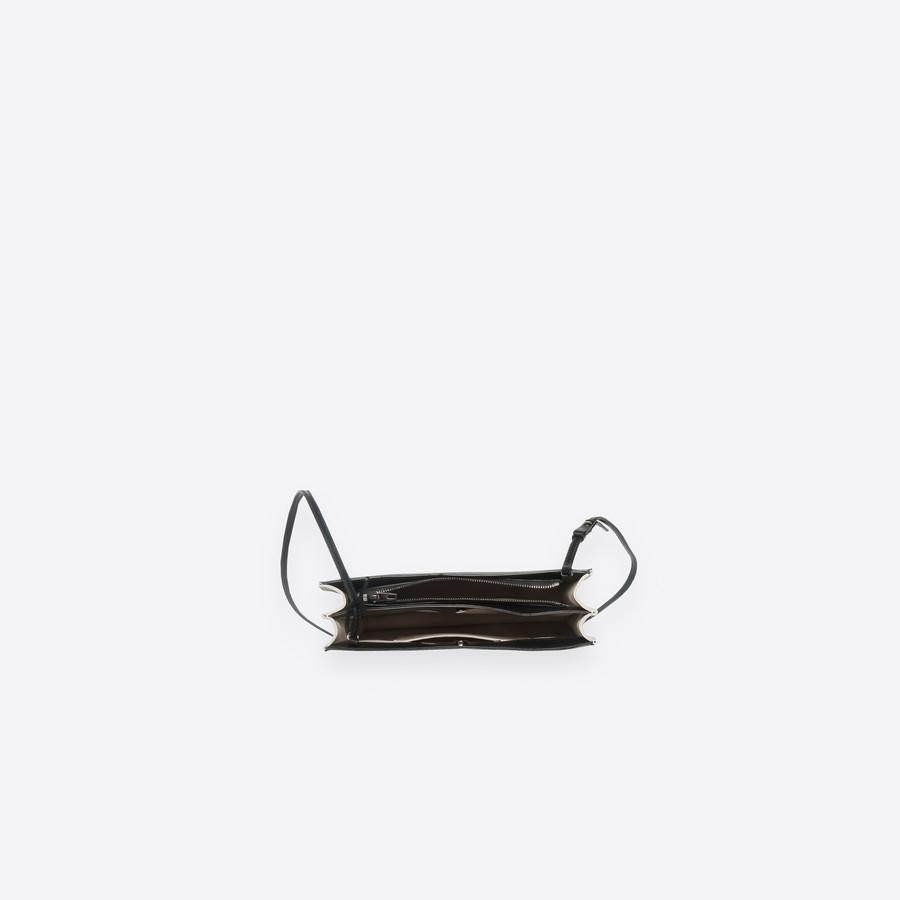 BALENCIAGA Navy Pochette S Navy Handbag D e