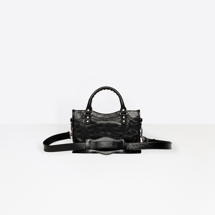 Balenciaga Mini City Black