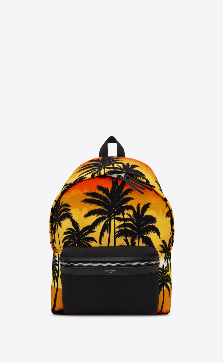 Saint Laurent Sunset Backpack