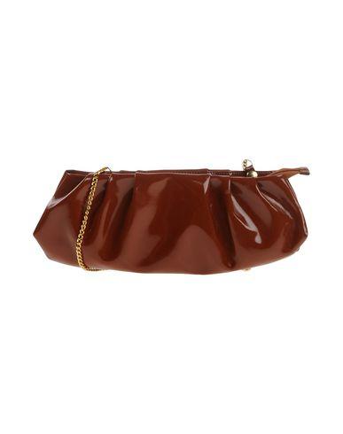 VIRGINIA'S SECRET レディース ハンドバッグ キャメル 紡績繊維