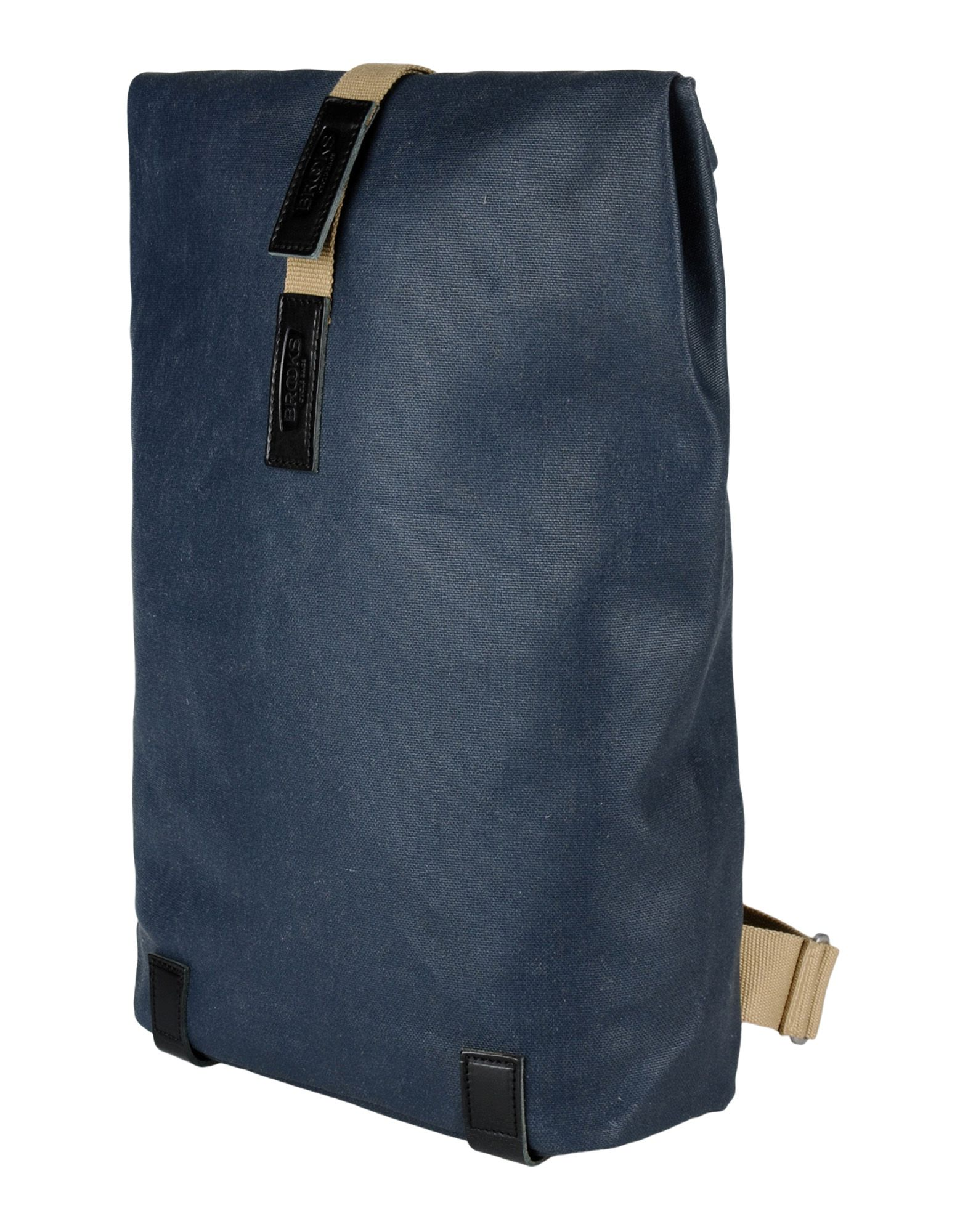 BROOKS ENGLAND Backpack & Fanny Pack in Dark Blue