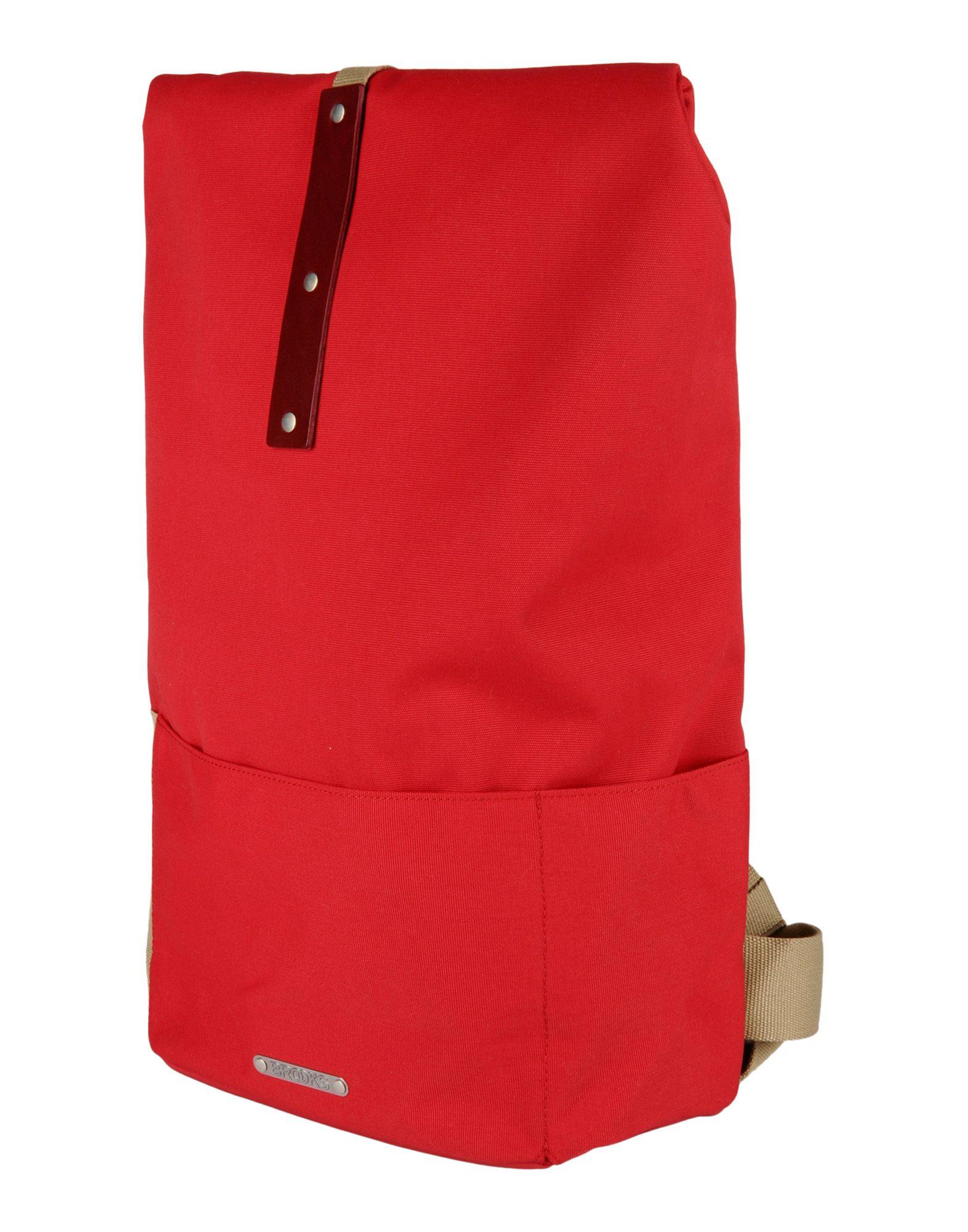 BROOKS ENGLAND Рюкзаки и сумки на пояс louise brooks detective