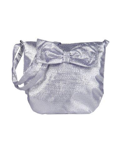 HUCKLEBONES ガールズ 3-8 歳 肩掛けバッグ ライラック ナイロン 60% / 金属化ポリエステル 40%