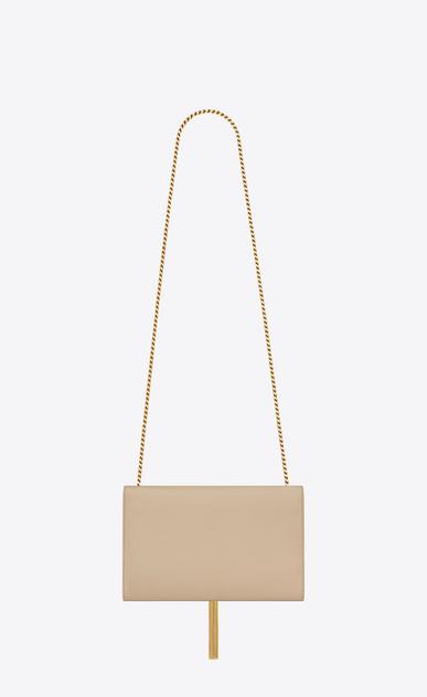 SAINT LAURENT MONOGRAM KATE WITH TASSEL D medium kate tassel chain bag in powder leather b_V4