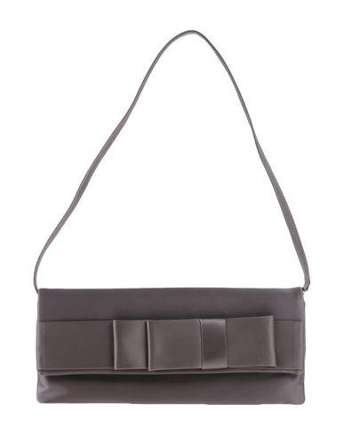 TOSCA BLU レディース ハンドバッグ 鉛色 紡績繊維