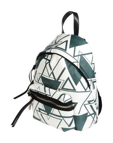 COCCINELLE レディース バックパック&ヒップバッグ グリーン 紡績繊維