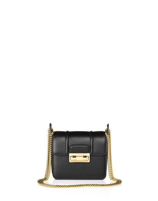 lanvin mini jiji by lanvin bag in smooth calfskin women