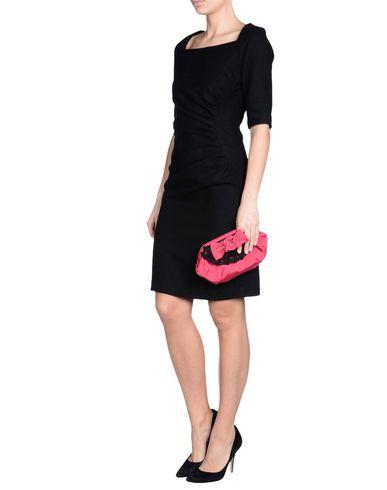 RED(V) レディース ハンドバッグ フューシャ 紡績繊維