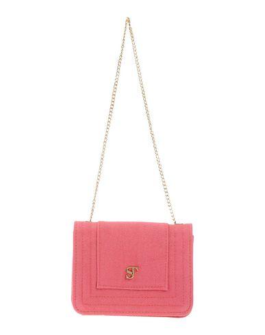 SUPERTRASH レディース 肩掛けバッグ ピンク 紡績繊維