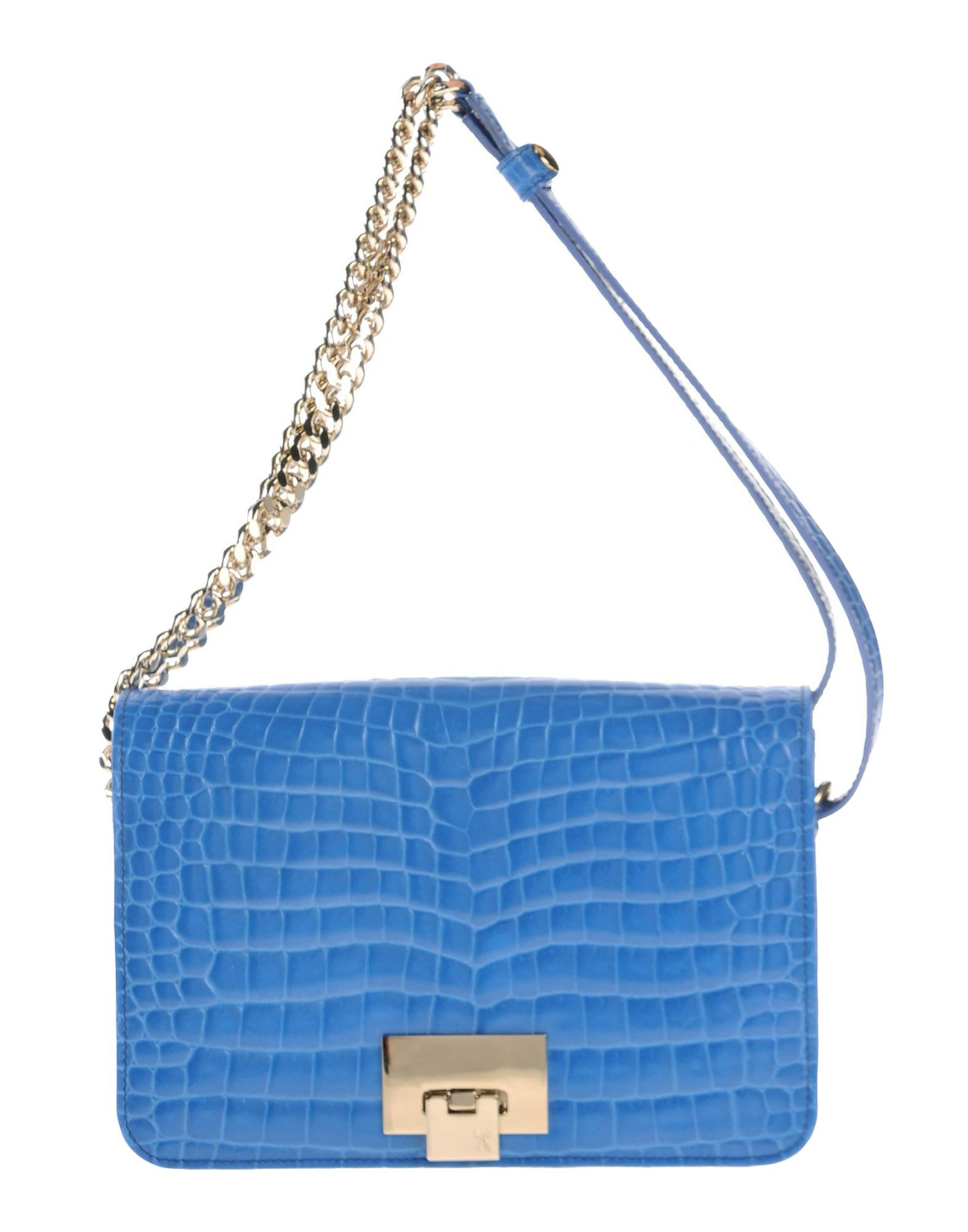AZZURRA GRONCHI Handbag in Azure