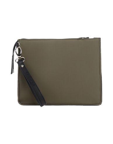 TRIBECA NEW YORK レディース ハンドバッグ ミリタリーグリーン 紡績繊維