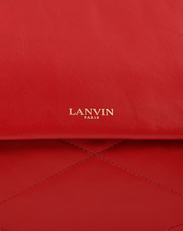LANVIN MEDIUM SUGAR BAG Shoulder bag D b