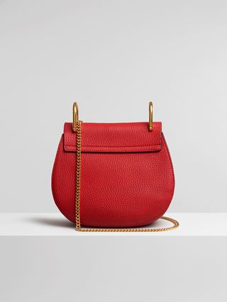 Mini Drew shoulder bag