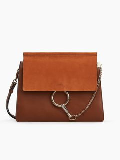 Faye Shoulder Bag | Chloé Official Website |3S1126-H2O-BBN