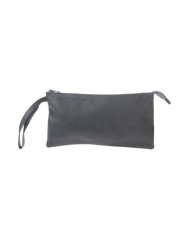 VINTAGE DE LUXE レディース ハンドバッグ 鉛色 革