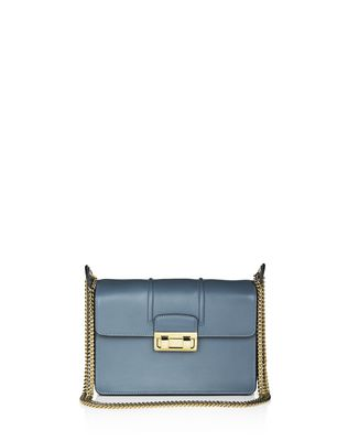 LANVIN Small Jiji by Lanvin bag in smooth calfskin Shoulder bag D f
