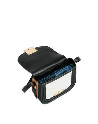 LANVIN SMALL WHITE LALA BAG BY LANVIN Shoulder bag D d