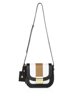 LANVIN SMALL WHITE LALA BAG BY LANVIN Shoulder bag D f
