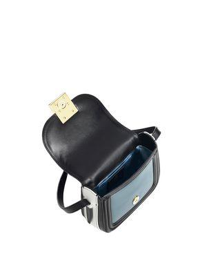 LANVIN SMALL MID-BLUE LALA BAG BY LANVIN Shoulder bag D d