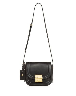 LANVIN Shoulder bag D SMALL BLACK LALA BAG BY LANVIN F