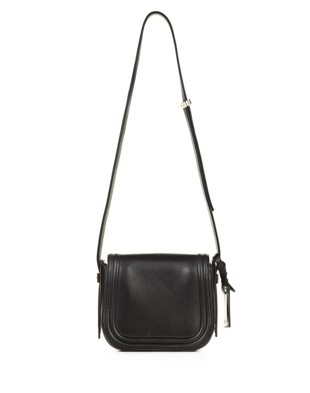 LANVIN SMALL BLACK LALA BAG BY LANVIN Shoulder bag D r