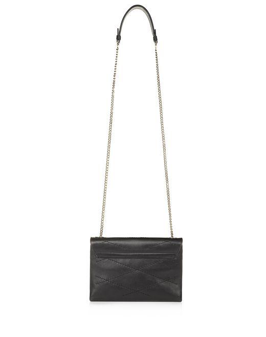 lanvin mini black sugar bag  women