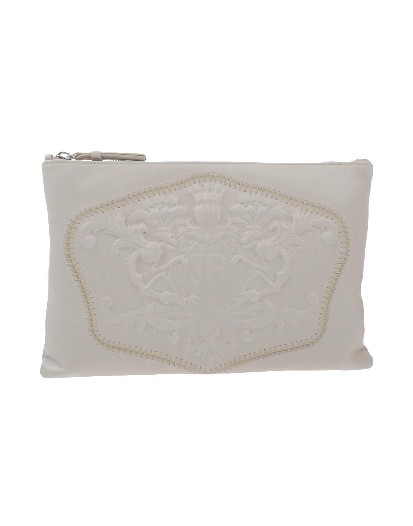 John Richmond Handbags Ivory