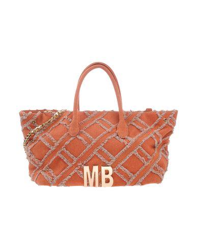 MIA BAG レディース ハンドバッグ オレンジ 紡績繊維