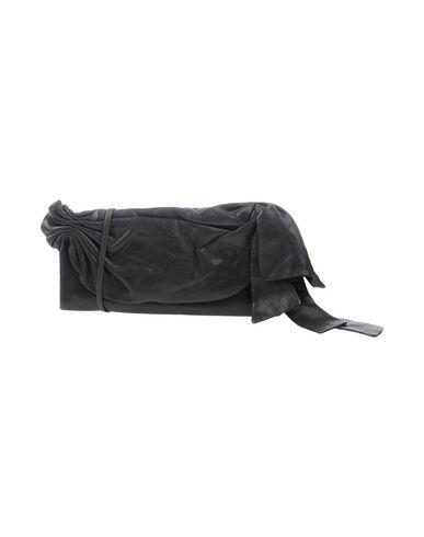 RADA' レディース ハンドバッグ スチールグレー 革