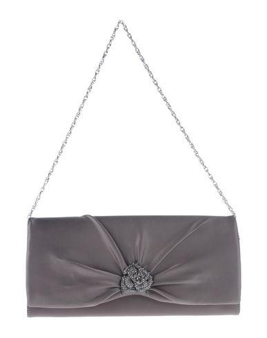 TOSCA BLU レディース ハンドバッグ グレー 紡績繊維