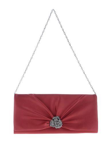 TOSCA BLU レディース ハンドバッグ ボルドー 紡績繊維