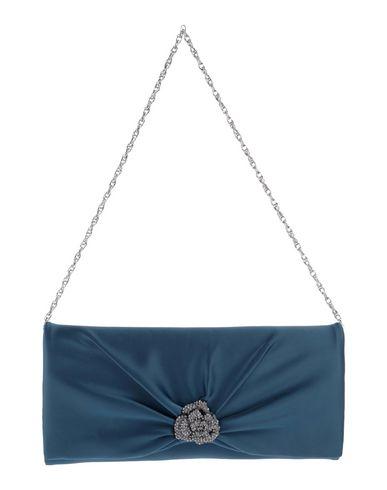 TOSCA BLU レディース ハンドバッグ ディープジェード 紡績繊維