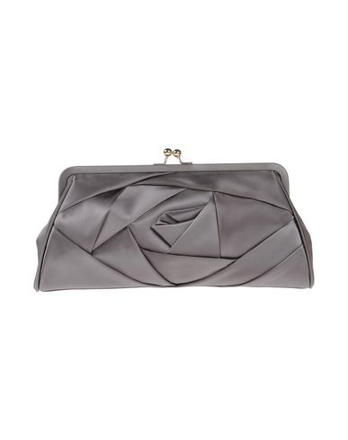 TOSCA BLU レディース ハンドバッグ グレー 紡績繊維 100%