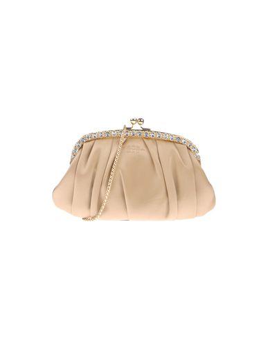 TOSCA BLU レディース ハンドバッグ ドーブグレー 紡績繊維 100%