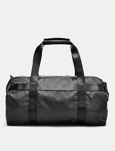 ARMANI EXCHANGE Contrast Zip Sport Duffle Man retro